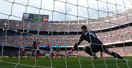 La Liga Santander - FC Barcelona vs Athletic Bilbao