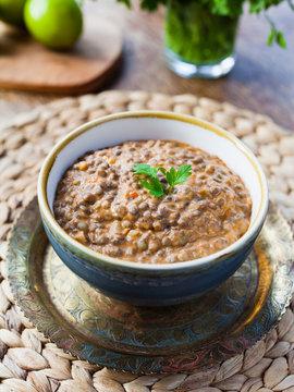Indian Cuisine Dal