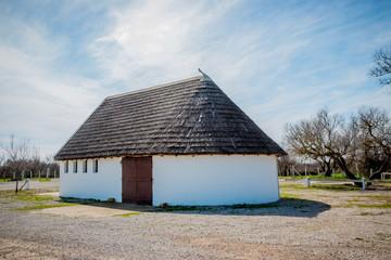 Cabane de Gardian en Camargue