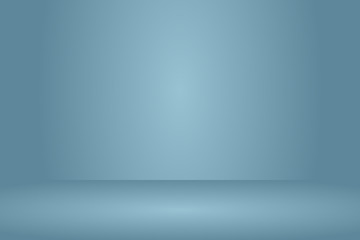 Vector :Empty navy blue studio room background ,Template mock up for display of product,Business backdrop