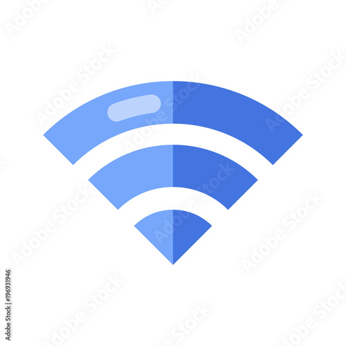 Wireless Network Symbol Wifi Sign Stock Image And Royalty Free