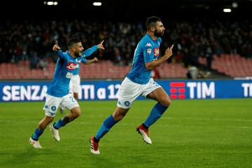 Serie A - Napoli vs Genoa