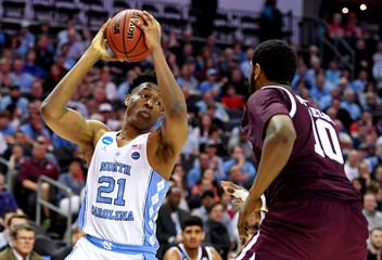 NCAA Basketball: NCAA Tournament-Second Round-North Carolina vs Texas A&M