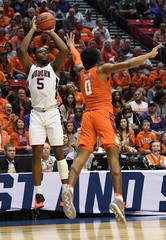 NCAA Basketball: NCAA Tournament-Second Round-Auburn vs Clemson
