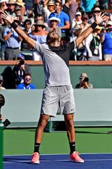 Tennis: BNP Paribas Open-FInals