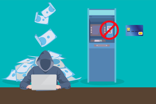 atm skimming hacker steal data from atm card