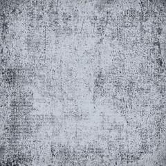 Grey old grunge background. Abstract texture of vintage surface