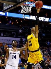 NCAA Basketball: NCAA Tournament-Second Round-Kansas State vs UMBC