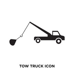 tow truck icon