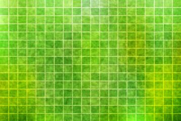 緑 チェック 和柄 背景