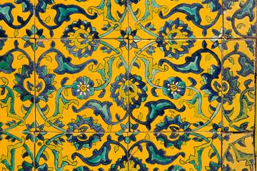 Mosque in Mashhad Ardehal, Isfahan, Iran
