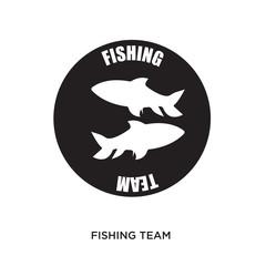 fishing team logo