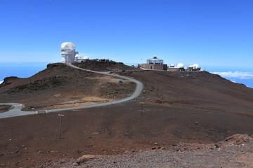 Les observatoires du Mauna Kea