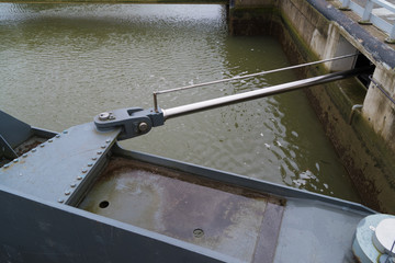 floodgate being opened