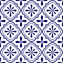 ceramic pattern vector
