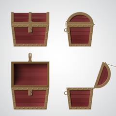 Treasure Chest flat