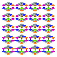 pattern background as abstract