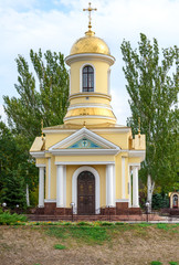 St. Nicholas Cathedral in the city of Nikolaev