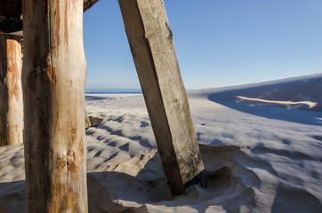 SEA COAST - Sea beach landscape on a sunny day