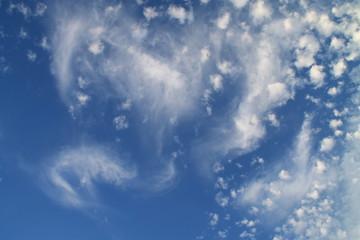 Wolkenflecken