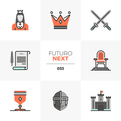 Royal Kingdom Futuro Next Icons