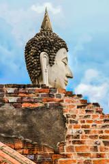 Thailand, Asia, Ayuthaya, Wat Yai Chai Mongkhon, East Asia