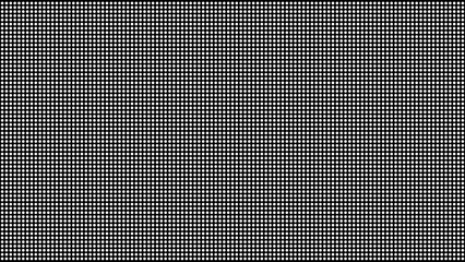 Dot RGB Background Vector. Television. Grunge Halftone Dots. Pigment Closely. Black And White Dot Screen. Illustration