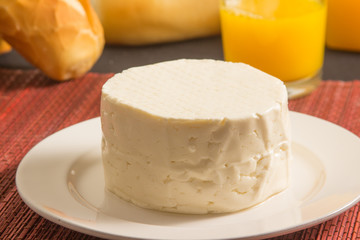 Brazilian Minas Cheese