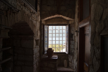 A window overlooking the sea, Montenegro