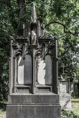 Gedenkstein auf dem ehemaligen Südfriedhof München