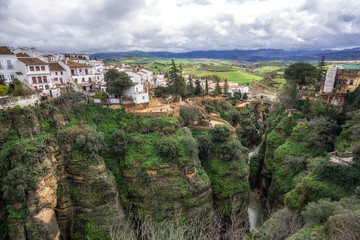 ronda city perched