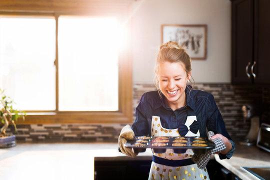 Happy baking experience