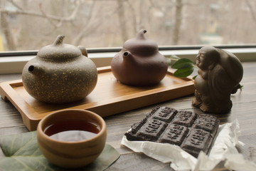 dishes for china tea ceremony