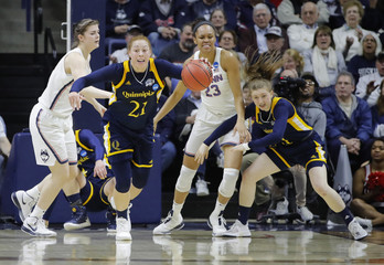 NCAA Womens Basketball: NCAA Tournament Second Round-Quinnipiac at Connecticut
