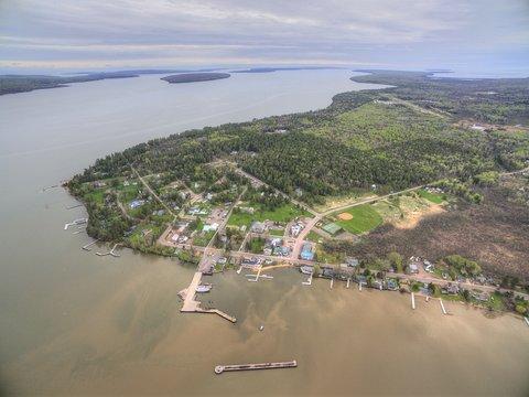 La Pointe on Madeline Island