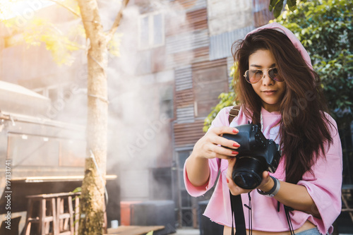 of-beautiful-asian-woman-photographing