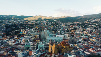 Guanajuato, México desde el Pipíla