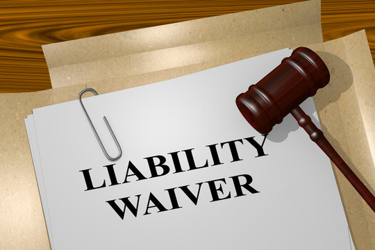 LIABILITY WAIVER concept