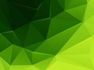 green geometric texture background