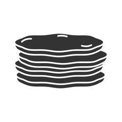 Pita glyph icon