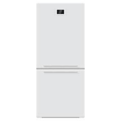 Refrigerator. Flat design