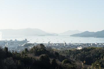 宮島SA(下り) 山陽自動車道 広島県