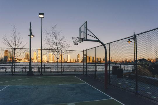 New York city playground