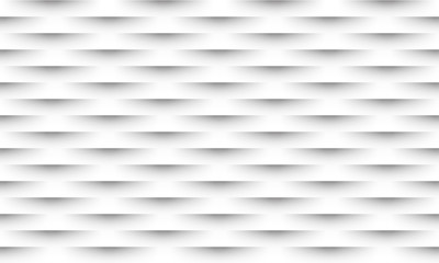 Abstract white brick background with shadows texture. 3d shadow effect background for business presentation, banner, poster, cover or flyer design template
