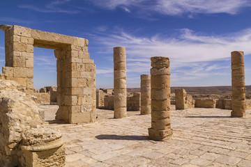 Ein Avdat National Park UNESCO World Heritage site, Negev desert, Israel
