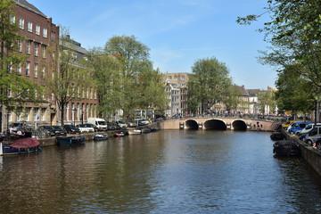 Grachten in Amsterdam | Niederlande