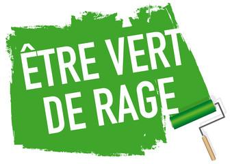 expression - colère - vert - rage - fâché - fâcher -furieux - violence - révolte - mécontent - violent