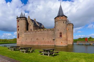 Muiderslot Castle, Muiden, The Netherlands