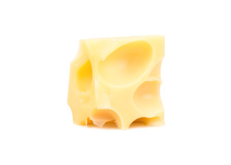 Cube of cheese