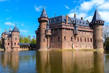 De Haar Castle near Utrecht, The Netherlands